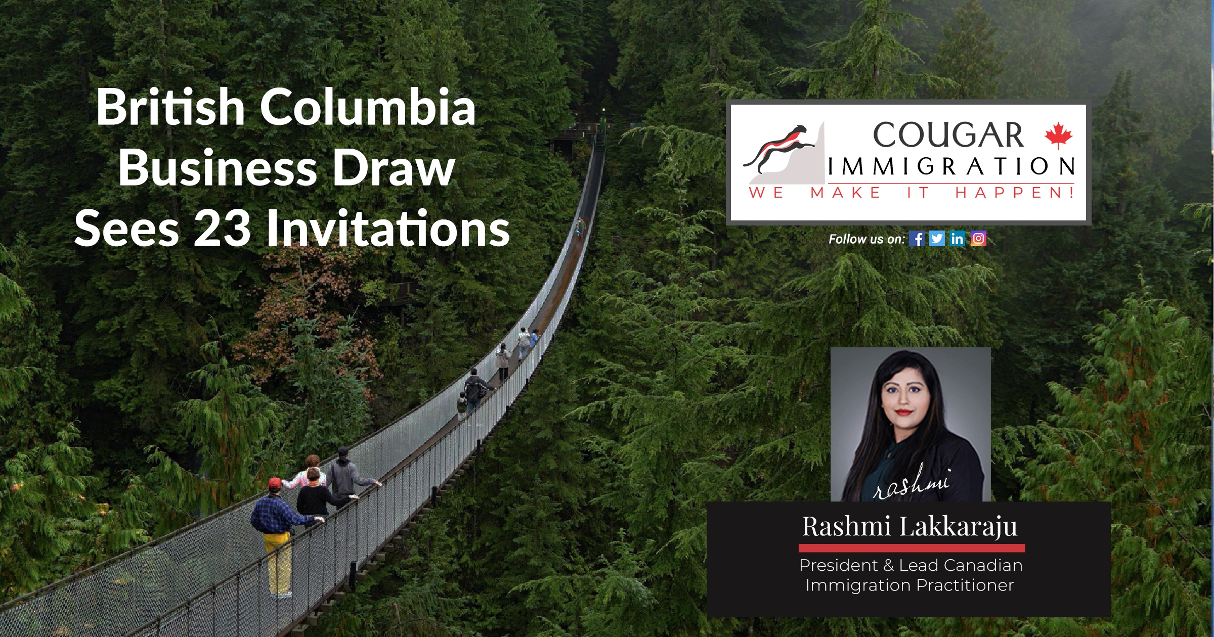 Most modern British Columbia Industry Draw Sees 23 Invitations Issued thumbnail