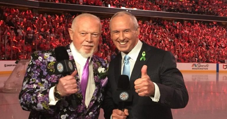 Thumbs down: Immigrant enlighten gets Hockey Evening in Canada essential person Don Cherry fired thumbnail