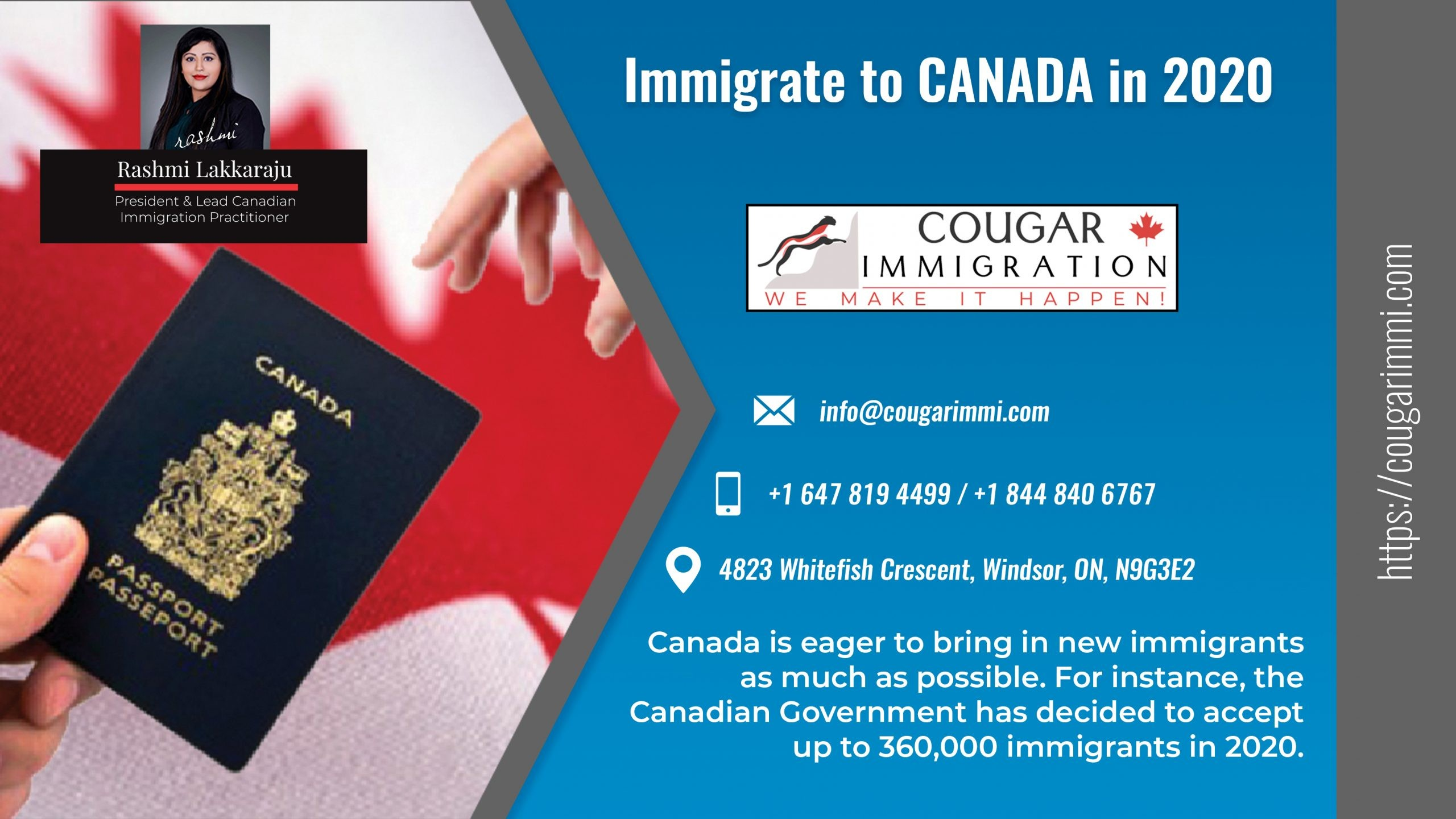Canada Immigration 2020 thumbnail