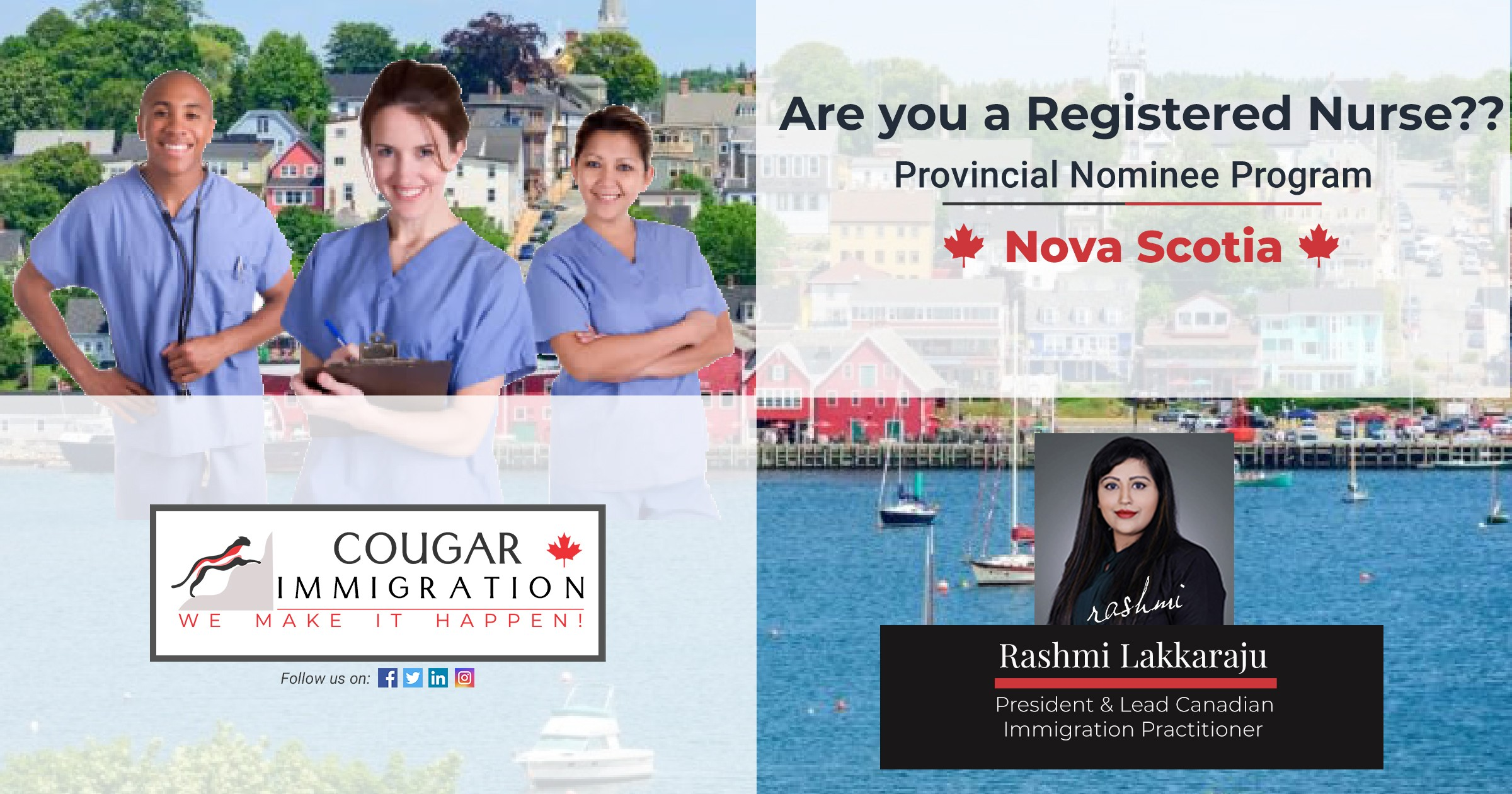 Nova Scotia draws registered nurses from federal Express Entry pool thumbnail
