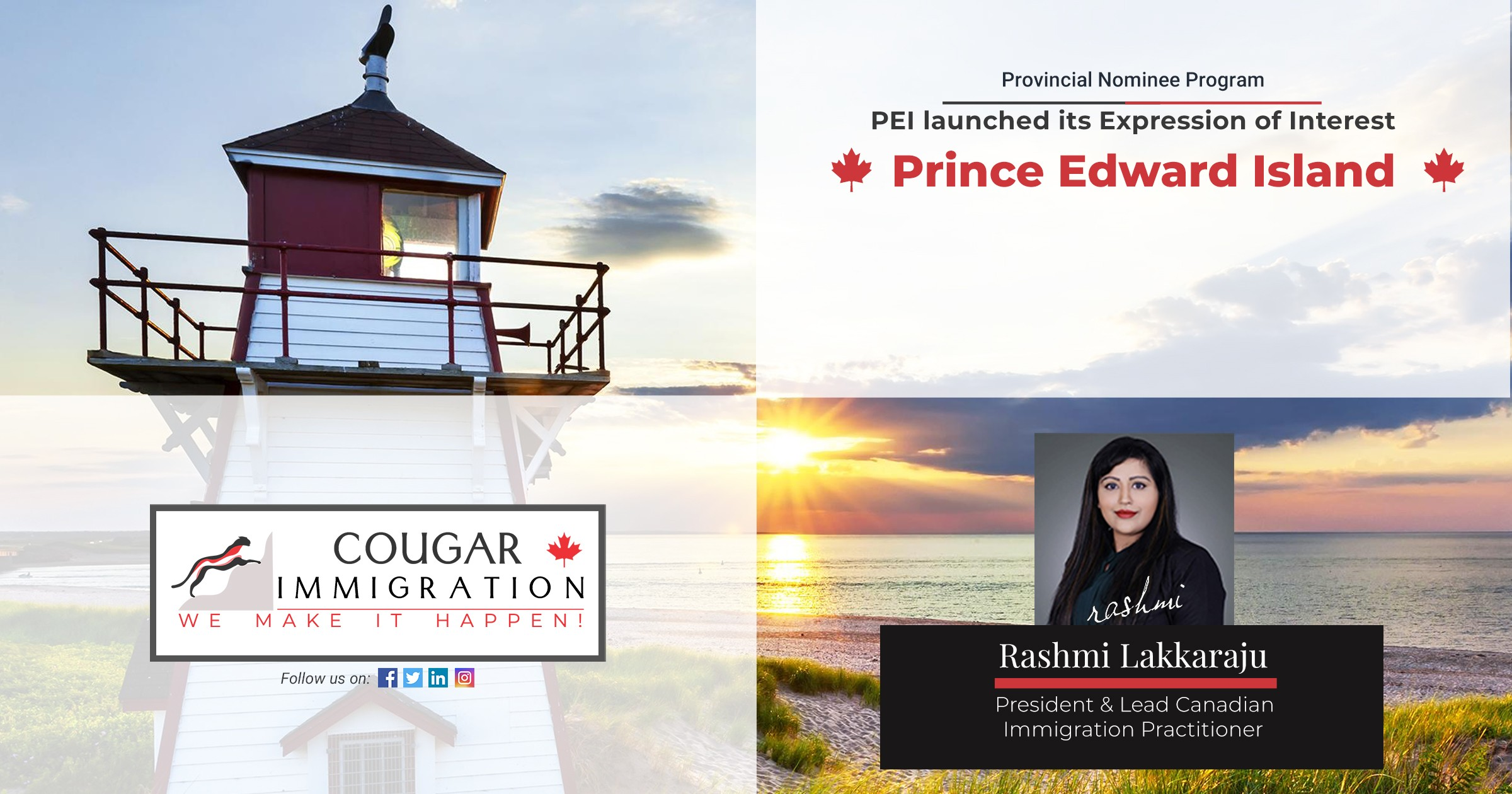 PEI Immigration Plans New Draw For Thursday, October 17 thumbnail