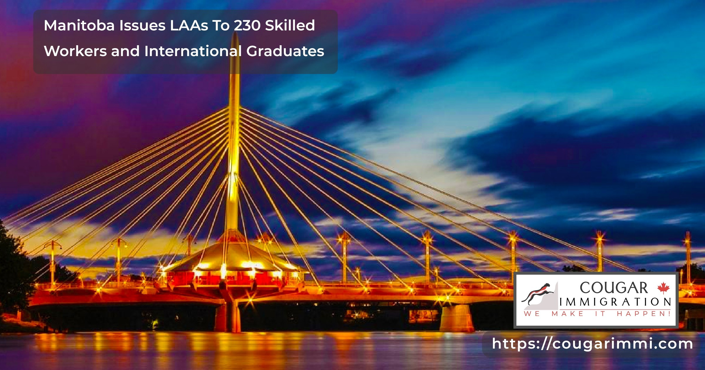 Manitoba Issues LAAs To 230 Skilled Workers and International Graduates thumbnail