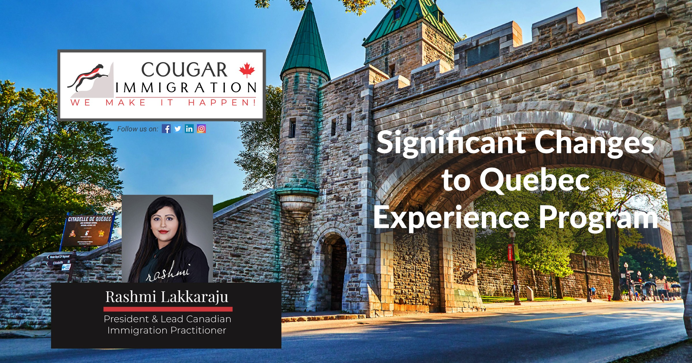 Quebec Announces Significant Changes to Quebec Experience Program thumbnail
