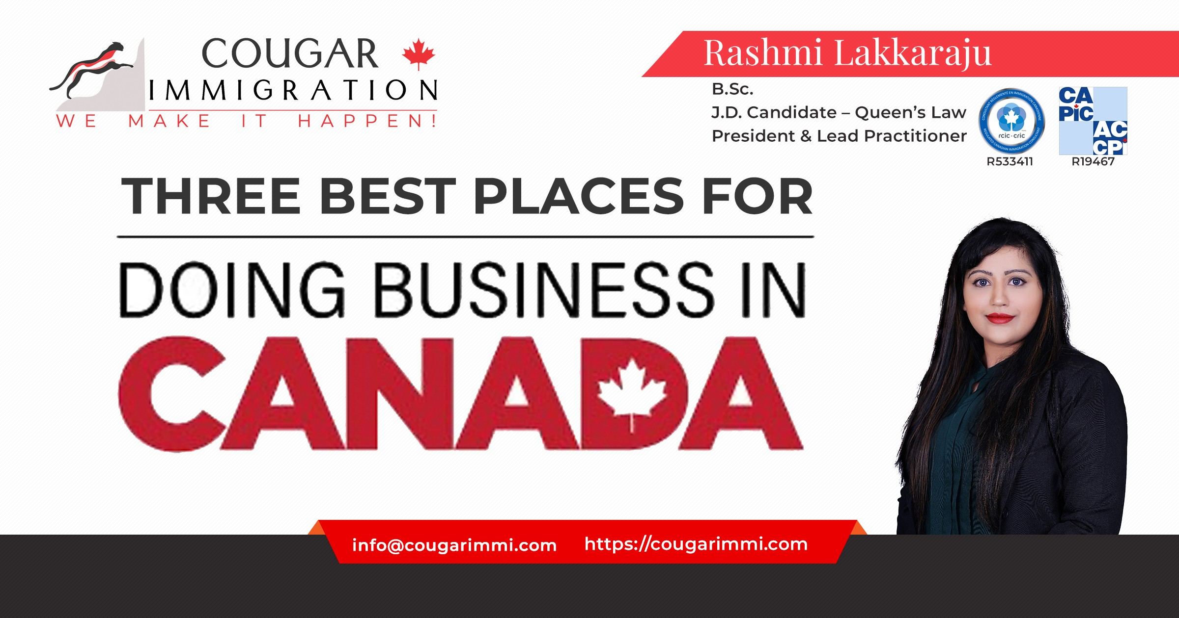 Three BEST Provinces to Start a Business in Canada thumbnail